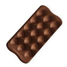 Оболочки Тип силиконовая форма для пирожных, шоколада Декор «сделай сам» для выпечки печенья прессформы Кухня формы для выпечки желе Fondant (с...