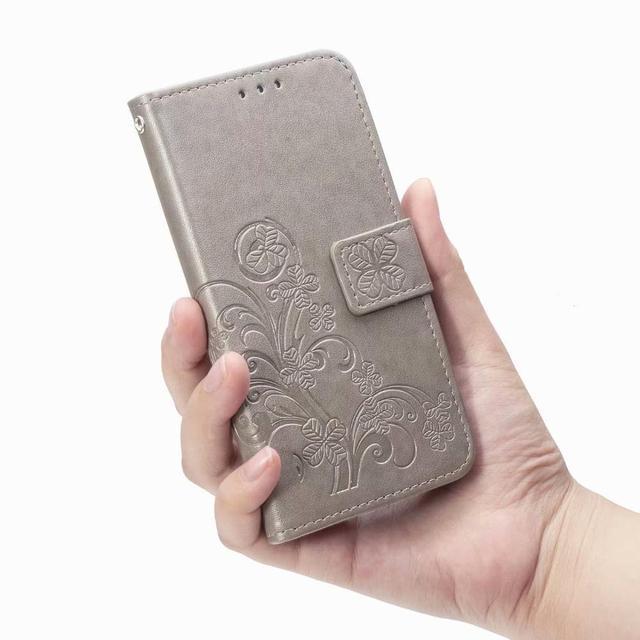 Funda de cuero de lujo tipo billetera PU para Sony Xperia Z2 Z3 Z5 Compact X XZ XZ1 XZ2 XA XA1 XA2 Ultra XZ3 L1 L2 L3 1 10 Plus
