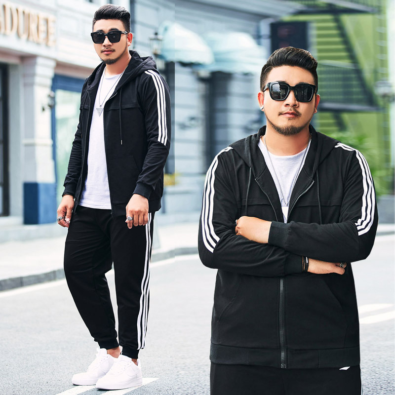 Sports Suit Men's New Casual Sweater In Autumn And Winter