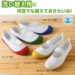 Image 3 - 5 Kleuren Japan Japanse Jk Schooluniform Uwabaki Schoenen Indoor Schoenen Cosplay Platte Voor Lolita Zoete Meisjes Comfortabele Sport Gym