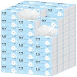 Mijn Di Papier Extractie Volledige Kartonnen Doos 30 Zak Family Pack Kleenex Toiletpapier Huishouden Servet Groothandel een Generatie van vet