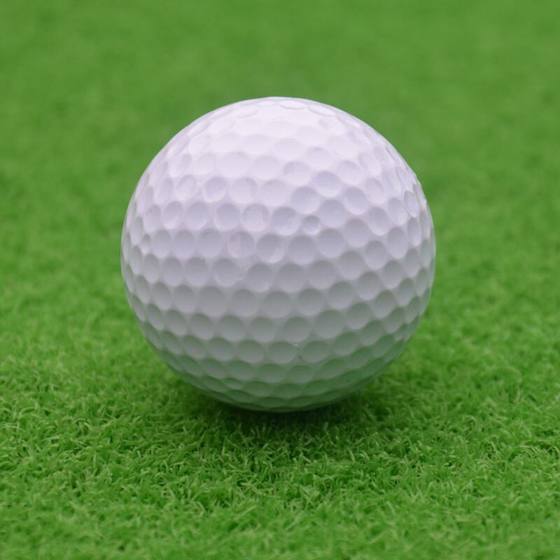 1Pcs PU Foam Sponge Golf Ball White Golf Training Balls Indoor Bubble Golf Ball Indoor Sports PU Toy Ball