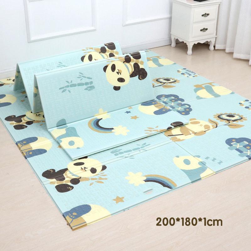 Infant play mat