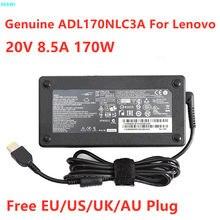 Chargeur d'alimentation pour ordinateur portable Lenovo Legion Y7000P P70 P71 W540 R720 Y700 Y910, 20V, 8,5a, 170W