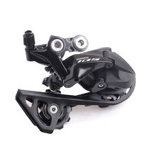 Shimano 105 RD R7000 SS 11 Speed Road Bicycle Rear Derailleur Short & Middle Cage Black alice olivia сапоги
