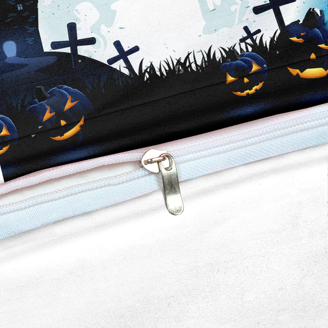 Halloween Bed Sets 3 pcs 4