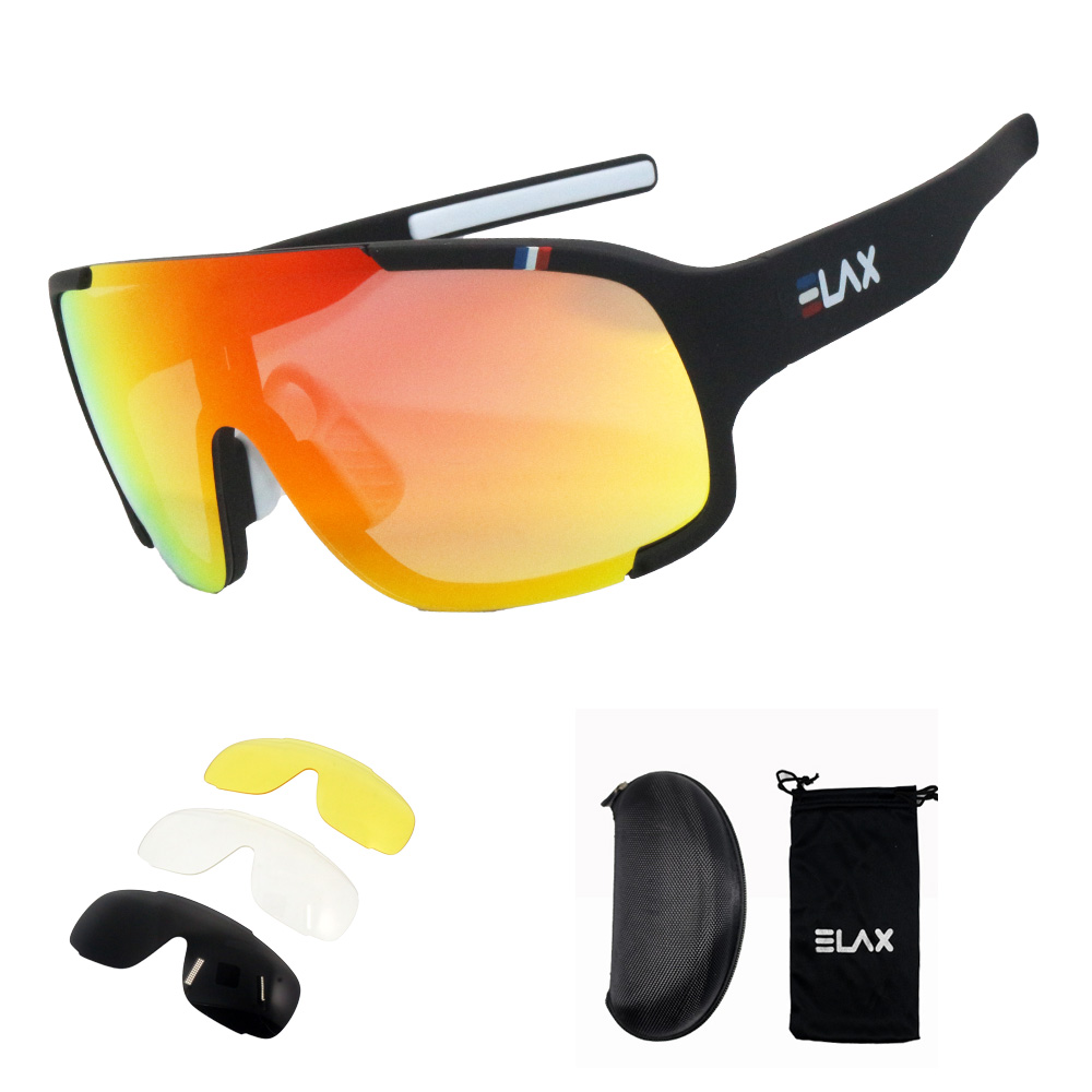 Cycling Sunglasses Goggles Bike UV400 Photochromic Sports Outdoor-Road Men Women
