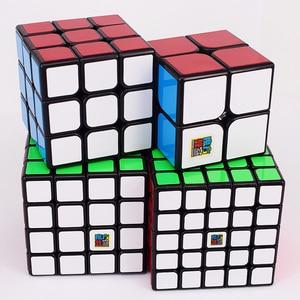 Image 2 - MoYu 2x2x2 3x3x3 4x4x4 5x5x5 magic cube Gift Box meilong 2x2 3x3 4x4 5x5 speed cube puzzle cubo magico