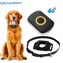Locator Gps-Tracker Tracking-Collar Anti-Lost-Alarm Geo-Fence Support Dog Gps SOS Waterproof