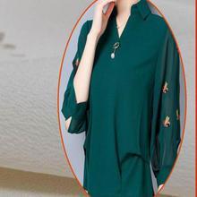 75d четырехсторонняя эластичная ткань для весны и лета, Женская эластичная фальшивая нить, тканевая пеньковая ткань