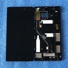 """Original Axisinternational 5.3 """"pour Lenovo Vibe X2 Pro LCD écran tactile numériseur cadre pour Lenovo X2PT5 LCD"""
