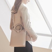 Genuine Leather luxury handbags women bags Portable Support Bag Woman Package Will Capacity Women's Singles Shoulder designer