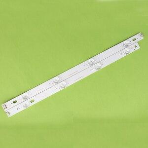 Image 3 - Yeni kiti 8 adet LED şerit LG için yedek parça LC420DUE 42LF652 42LB5500 INNOTEK DRT 3.0 42 inç A B 6916L 1710A 6916L 1709A