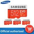 Samsung 32gb micro sd evo plus 64gb cartão de memória class10 128gb microsdxc u3 UHS-I 256gb tf cartão 4k hd para smartphone tablet etc