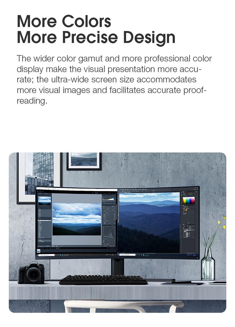 Xiaomi Mi Curved Gaming Monitor 34 inch