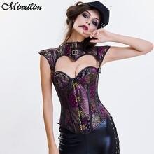 Женская одежда в готическом стиле minxilim готический корсет