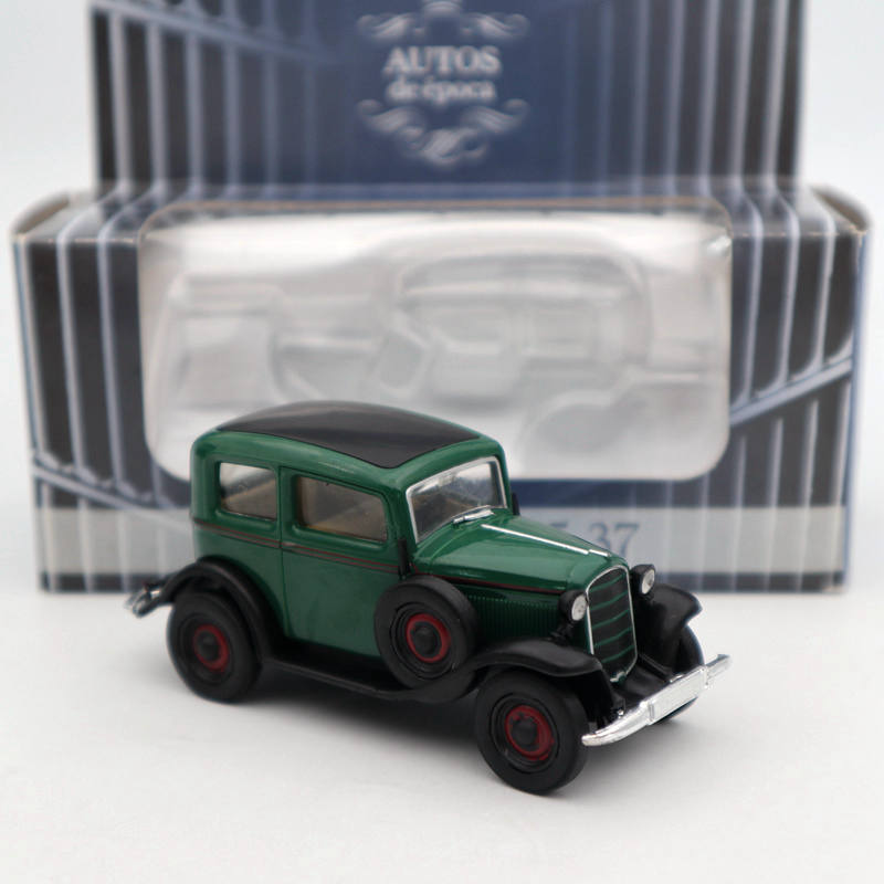 AUTOS De Epoca FOR Opel P4 1935-37 Diecast Toys Models Classic Car Collection 1/43 Miniature