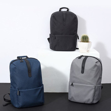 mi Original  20L 15.6 inch Laptop Backpack Men Women Leisure Travel Waterproof Polyester Storage Bag Case Cover