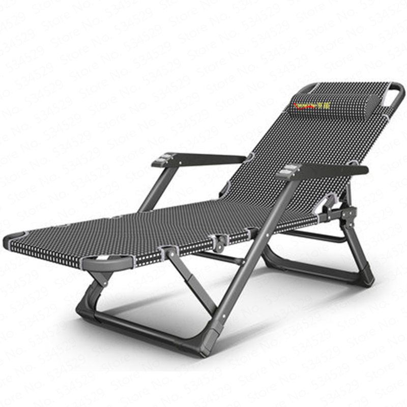 30% B Garden Lounge Chair Lunch Break Home Leisure Autumn And Winter Nap Elderly Adult Chair Lazy Chair Folding Chair