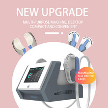 2020 New Magnetic Ems Sculpt Muscle ABS Training HIEMT Machine Tesla Emslim Mesotherapy Fitness Equipment