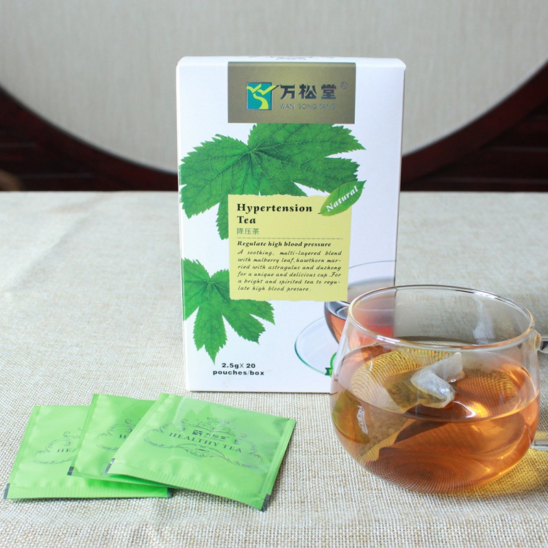 2019 Personal Health Care New Arrival Hypertension Tea Body Care Defenses High Blood