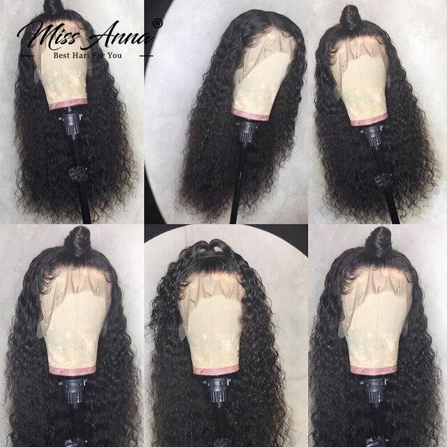 13x6 agua onda de encaje frente pelucas de cabello humano 30 32 pulgadas brasileño rizado peluca Frontal de encaje 250% 4x3 4x4 5x5 de cierre de encaje peluca Preplucked 4