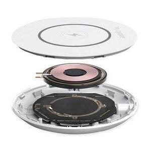 Image 5 - Портативное зарядное устройство Беспроводная зарядная док станция 2 шт./лот мобильный телефон для iPhone XS MAX XR универсальное беспроводное зарядное устройство для Samsung Xiaomi