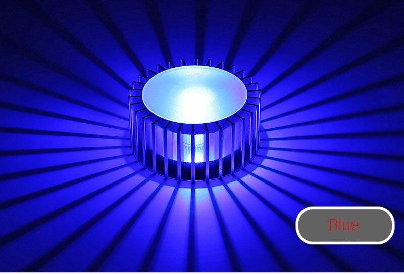 H157717b299ee4feca9c05de2c0aed98as Modern LED Ceiling Light 3W  6W 9W 12W wall Sconce Art Gallery Decoration Front Balcony lamp Porch light corridors Light Fixture
