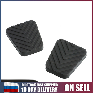 Brake Clutch Rubber Cover Car Pedal Pad For Hyundai Accent Tucson Tiburon I30 Sanata Veloster 3282536000 Car-styling(China)