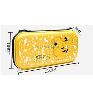 Image 3 - Di Động Bền Cứng Dành Cho Nintend Công Tắc Lite Tay Cầm Pikachus Du Lịch Túi Đựng Dành Cho Nintendoswitch Phụ Kiện