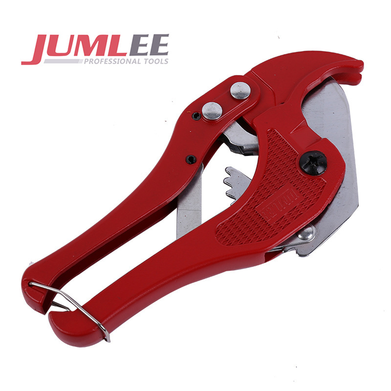 Jumlee Hardware Tools Pipe Cutter PPR Tube Cutter Multi-functional Fast PVC Pipe Cutter Wholesale