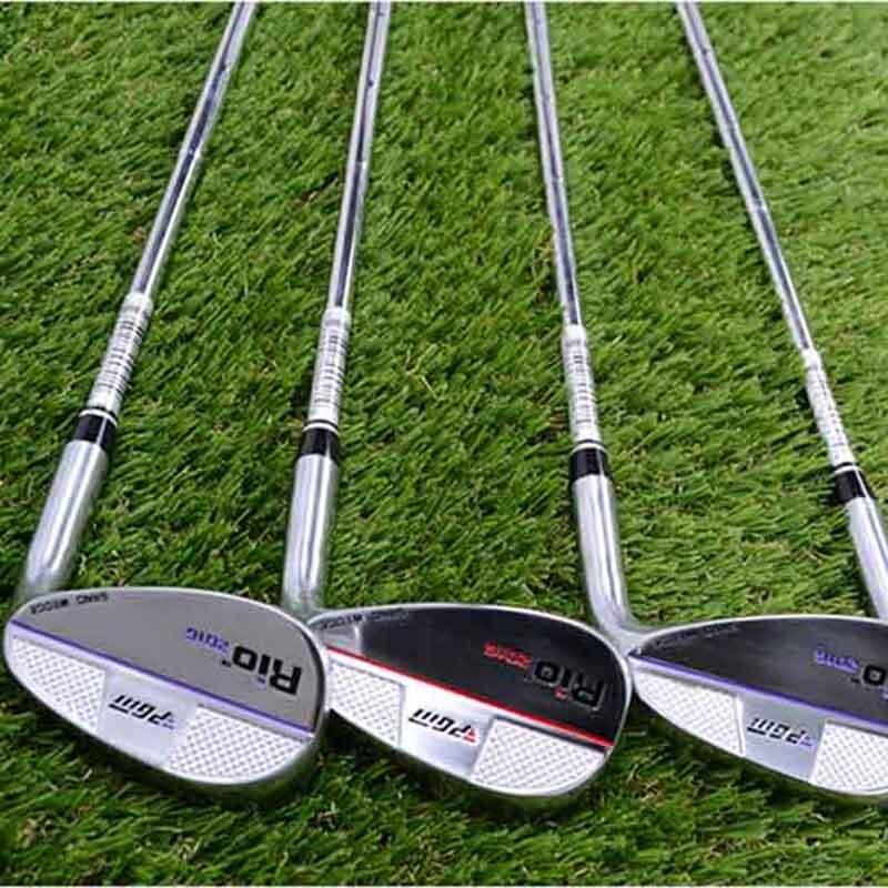 Fer de Golf 56 60 degrés coin de sable pour hommes femmes Clubs de Golf pilotes déchiqueteuse coin de tangage acier inoxydable forgé fers de golf