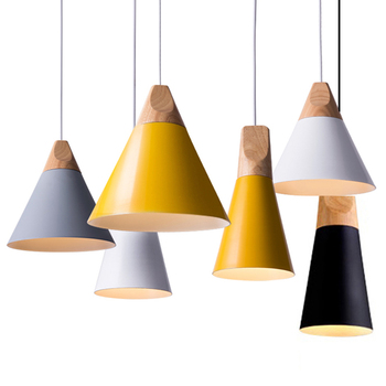 Modern Macarons Led Pendant Lights for Living Room Kitchen Hanging Lamps for Dining Room Pendant Lamp Home Deco Light Fixtures hanging led pendant light two color changeable lamp dining room lights acryl minimalist white black painting metal modern lamps