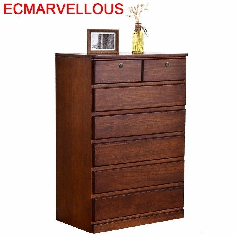 La Casa Meuble Maison Tv Stand Living Room Furniture Retro Wooden Cabinet Mueble De Sala Organizador Organizer Chest Of Drawers