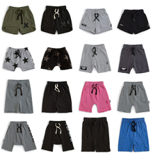 Kids Shorts 2021 New Summer Nu Boys Girls Cute Print Sport Brand Shorts Baby Toddler Cotton Fashion Casual Pants for Child