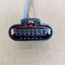 1/2/4/10 Stks/partij 1930 0958 7 Pin Kabelboom Reparatie Kit Voor Opel Astra J Chevrolet Cruze Buick Gm Bobine Plug Connector