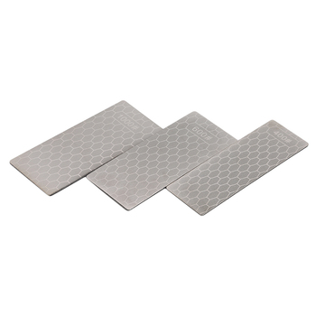 Professional 400/600/1000 Thin Rhinestone Sharpening Stone Useful Knife Stone Plate Whetstone Knife Grinder image