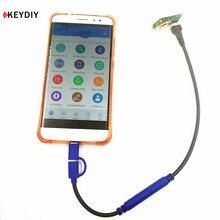 Mini KD Schlüssel Generator Lager in Ihre Telefon Unterstützung Android Gerät Machen Mehr Als 1000 Auto Fernbedienungen Ähnliche zu KD900