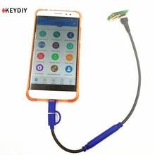 Mini Kd Key Generator Magazijn In Uw Telefoon Ondersteuning Android Apparaat Maken Meer dan 1000 Auto Afstandsbedieningen Vergelijkbaar Met KD900