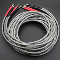Audio note AN SPX MKII speaker cable HIFI sound equipment connecting line banana plug