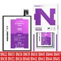 NOHON Аккумулятор для Xiaomi Mi 6 5X Redmi Note 2 3 4 X 4X 4A 5A 5Plus ob45 BM46 BM47 BM22 BM35 BM36 BM3E BN40 BN41 BN43 BN44