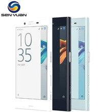 sony Xperia X компактный разблокированный 4G LTE Android смартфон четырехъядерный 4,6 дюймов 32 Гб wifi gps F5321 мобильный телефон