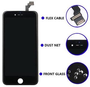 Image 4 - AAA + + + LCD Display Für iPhone 5S 6P 6SP touchscreen ersatz Digitizer Montage für iPhone 7P 8Plus LCD Bildschirm Keine Tote Pixel