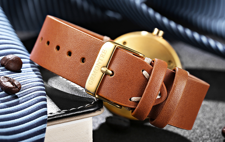 H15790f8a943545f1b809c2f2cd00367dO Men Women Unisex Fashionable Creative Watch