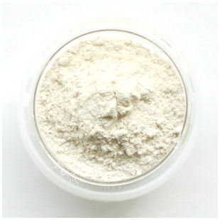 White Poria cocos powder 500g Edible spleen and stomach, Ningxin soothe the nerves, facial mask with whitening anti-aging