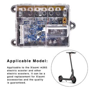 Image 1 - سكوتر كهربائي تحكم سكوتر لوحة التحكم الرئيسية ل شاومي Mijia M365 سكوتر الكهربائية سكيت اكسسوارات