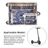 Tableau de commande principal de Scooter de contrôleur de Scooter électrique pour Xiaomi Mijia M365 accessoires de planche à roulettes de Scooter électrique