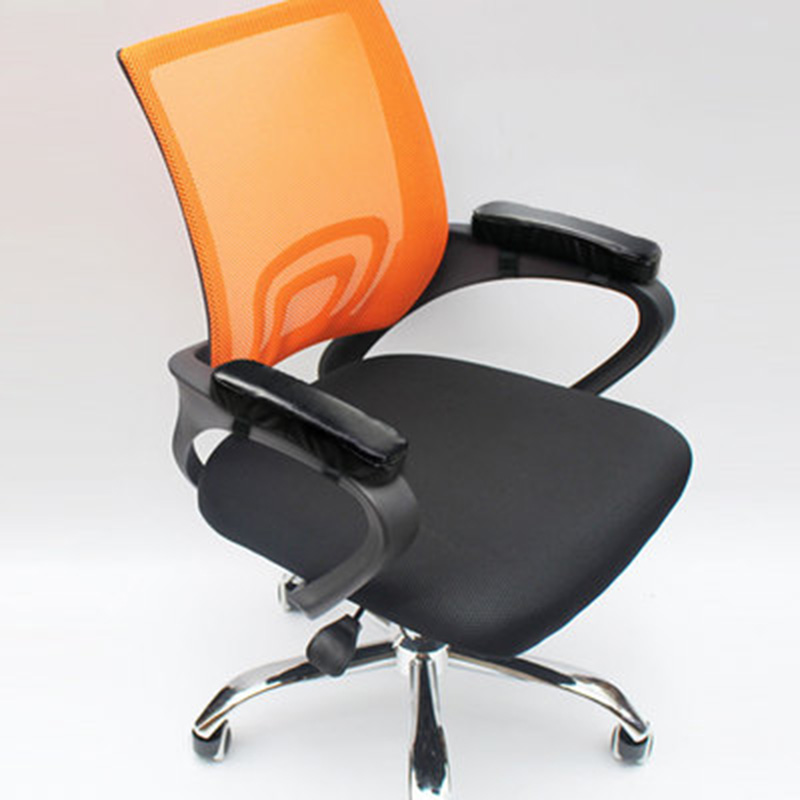 wheel-chair-armrest-pad-cover-elbow-pain-relief-cushion-memory-foam-pu-leather-office-ac889-free-small-gift