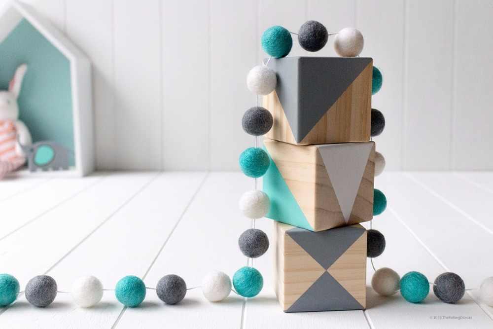 2 メートルの手作りマカロン色ボール装飾ボールベビーキッズテントルームのインテリアアクセサリー壁掛けペンダント K0001