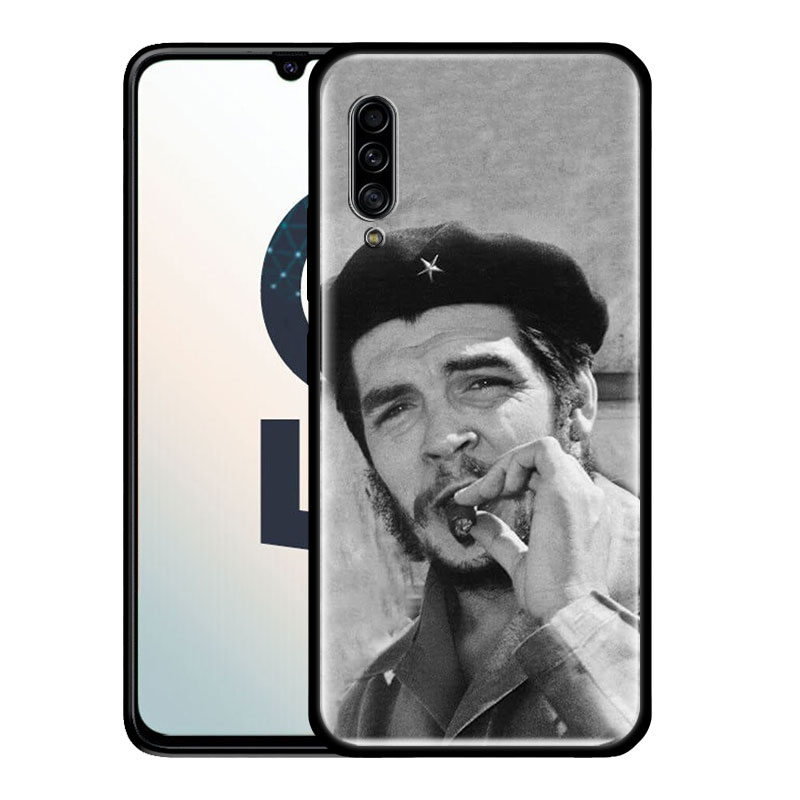 Che Guevara Silicone Phone Case For Samsung Galaxy A10 A10e A20 A20e A30 A40 A50 A51 A70 A71 A11 A21 A31 A41 A91 Back Cove Couqe